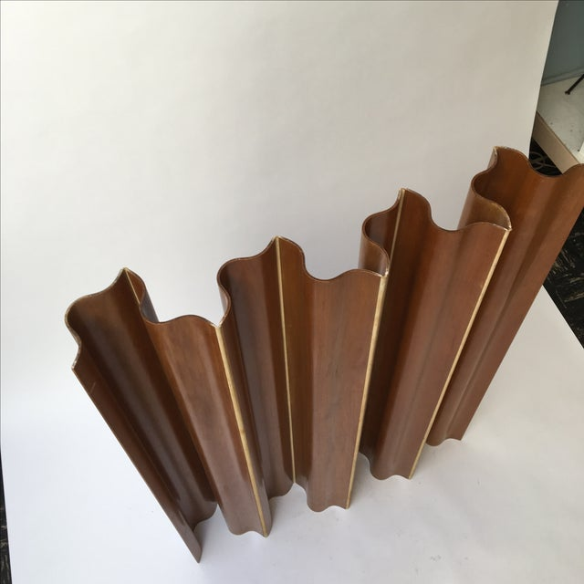 Eames Folding Plywood Screen - Image 4 of 11