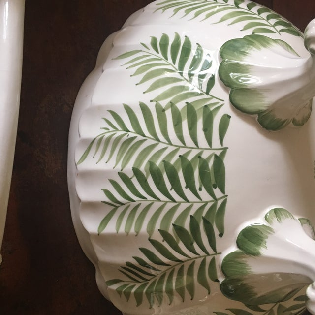 Ceramic Chelsea House Large Soup Tureen For Sale - Image 7 of 10