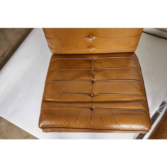 Pair of Midcentury Lounge Chairs For Sale - Image 10 of 13