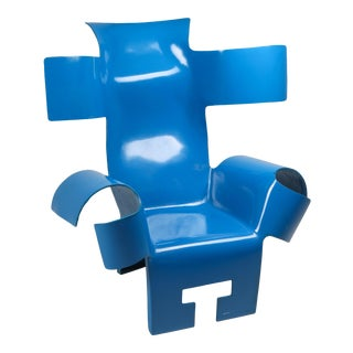 Functional Art Chair in the Style of Gaetano Pesce - 1980s For Sale
