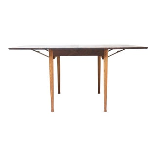 Stanley Walnut & Rosewood Dining Table