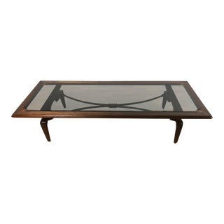 Monteverdi-Young Mid-Century Cocktail Table