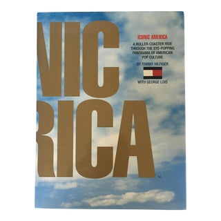 "2010 ""Iconic America"" Later Edition Book by Tommy Hilfiger For Sale"