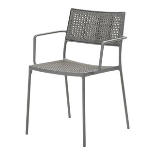 Cane-Line Less Armchair, Stackable, Natural For Sale