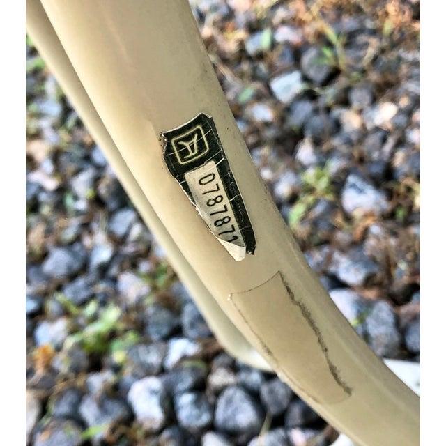 Brown Jordan Patio Lounger, Rocker & Ottoman—Set of 3 For Sale - Image 11 of 12