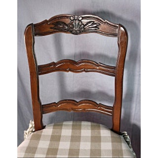 French Provincial Counter Stools - A Pair Preview
