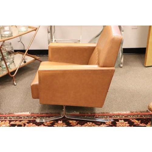Mid-Century Modern Vintage Mid Century Armchair For Sale - Image 3 of 10