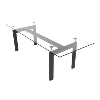 Le Corbursier Lc6 Dining Table for Cassina For Sale