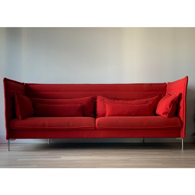 Ronan & Erwan Bouroullec for Vitra Alcove 3-Seater Sofa For Sale - Image 10 of 10
