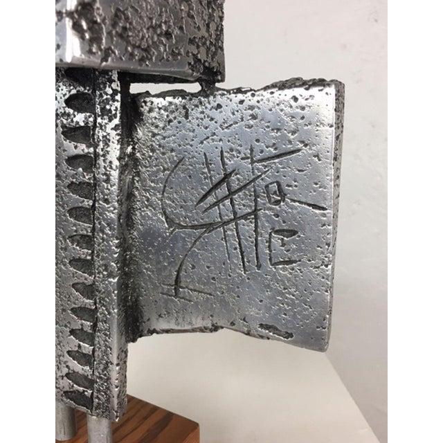 Walter Schluep Sculpture For Sale In Phoenix - Image 6 of 10