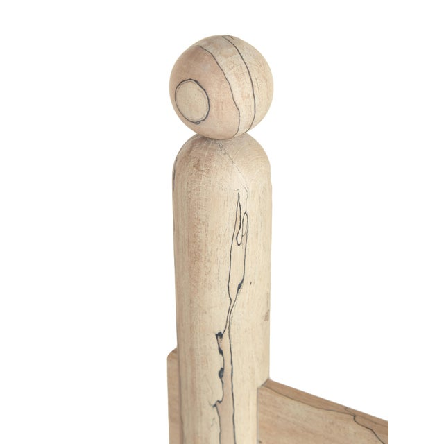 Useful/ Useless Spalted Maple Sculpture by Hamilton Holmes Ca. 2017. Price reflects warehouse sale pricing