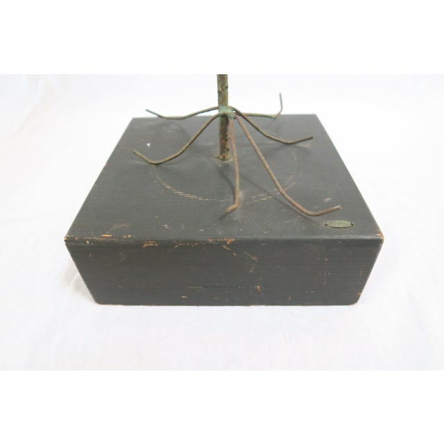 Jeré Metal Tree Sculpture For Sale In Los Angeles - Image 6 of 7