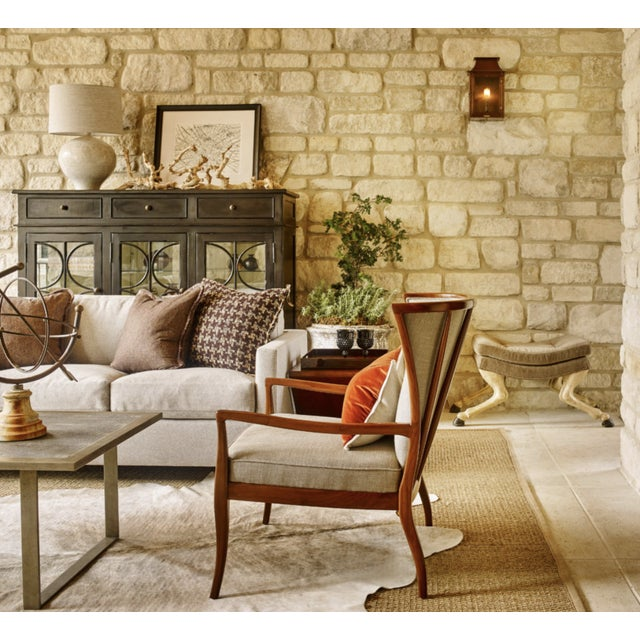 Holland & Sherry Accent Pillows - a Pair - Image 2 of 6