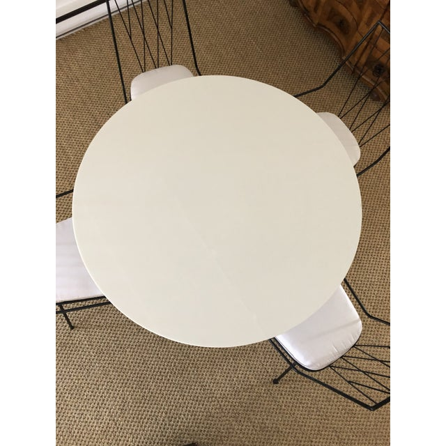 Paul McCobb Pavilion Collection Table and 4 Chairs For Sale In Boston - Image 6 of 12