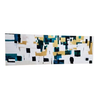 Contemporary Abstract Painting by Michael Costantini For Sale