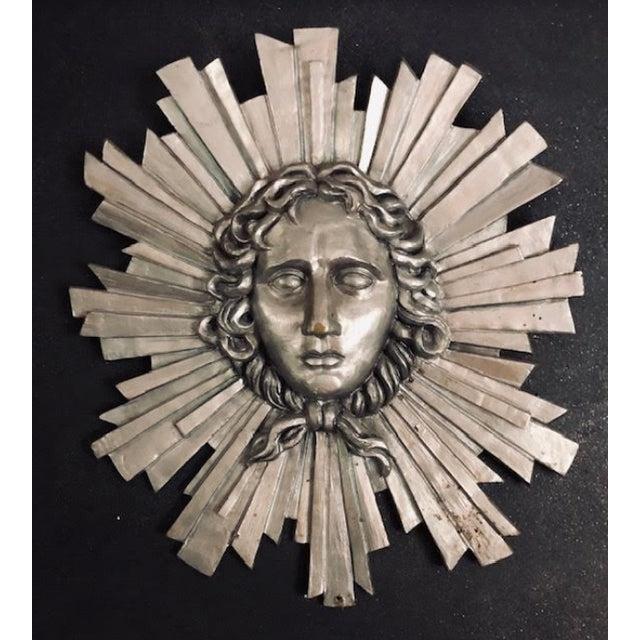 Le Roi Soleil Louis XIV Sculpted Head For Sale - Image 10 of 13