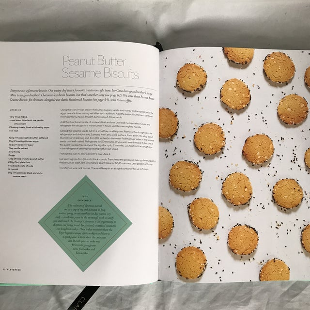 """Claridge's the Cookbook"" 2017 First Edition - Image 5 of 10"
