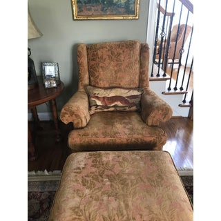 Southwood Chair and Ottoman Preview
