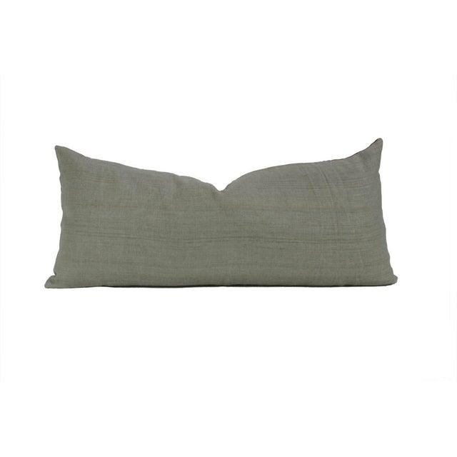 Framed Diamond Antique Swati Pillow - Image 3 of 3
