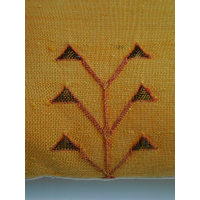 Geometric Motif Pillow - Image 10 of 11