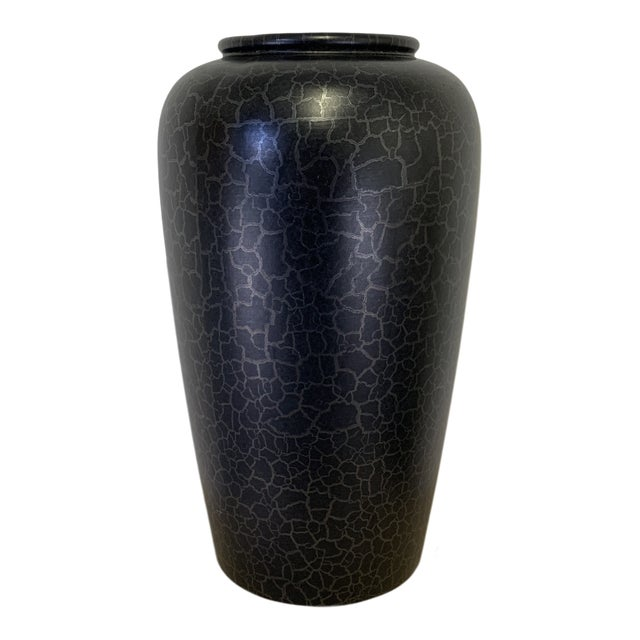 1960s Vintage Mid-Century German Vase For Sale