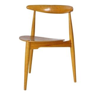 Hans Wegner Heart Chair For Sale