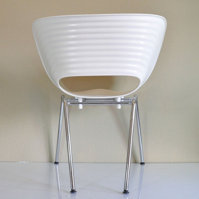 Vitra Tom Vac Side Chair - Image 4 of 6