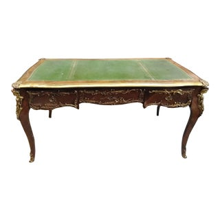 20th Century Louis XV Style Writing Desk For Sale