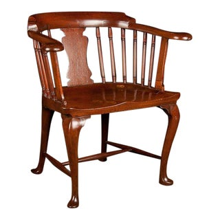 18th Century Vintage Windsor Chair For Sale