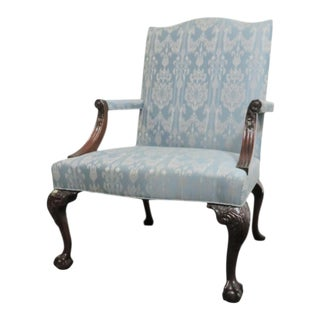 Hickory Chair Chippendale Library Chair For Sale