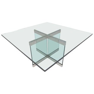 Vintage Leon Rosen Coffee Table for Pace For Sale
