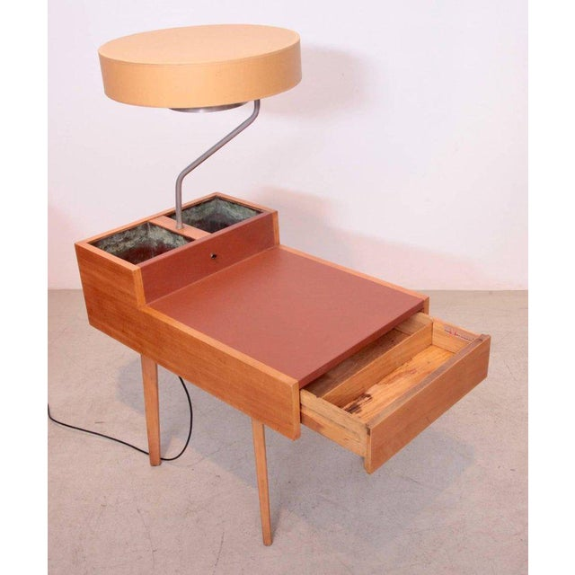 George Nelson Planter and Lamp Table, Model 4634-L for Herman Miller For Sale - Image 10 of 10