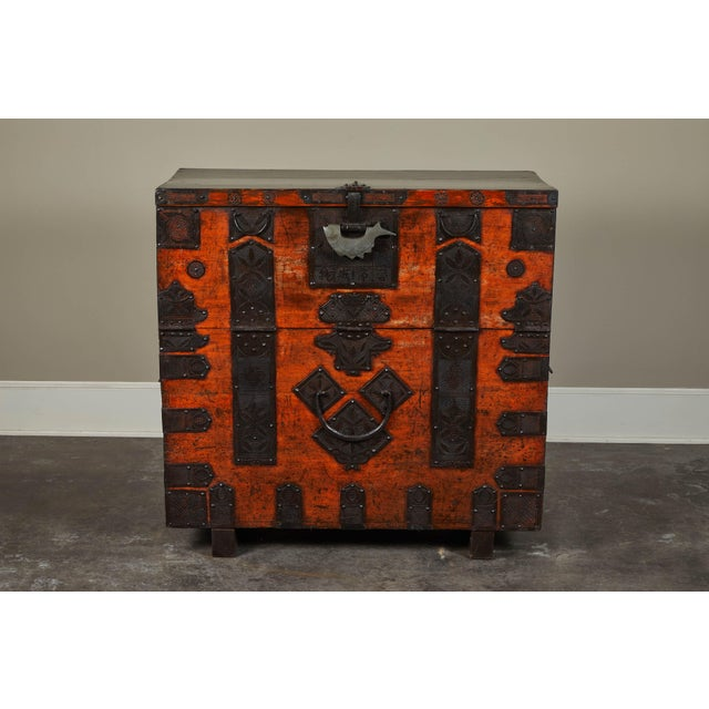 19th Century Korean Chest For Sale - Image 10 of 10