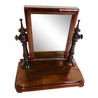 19th Century Antique Dresser Mirror