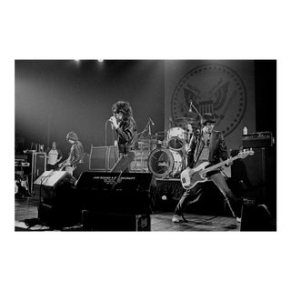 Original Giclee Photograph of The Ramones For Sale