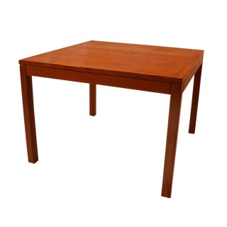 Mid Century Modern Vejle Stole Mobelfabrik table For Sale