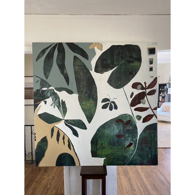 Large Scale Original Painting For Sale In Los Angeles - Image 6 of 11