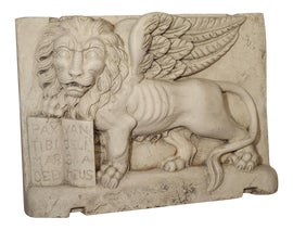 Image of Italian Sculptural Wall Objects