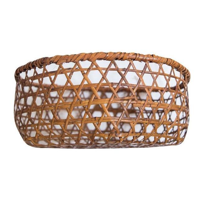 Vintage Japanese Basket - Image 2 of 6
