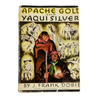 Apache Gold and Yaqui Silver Book