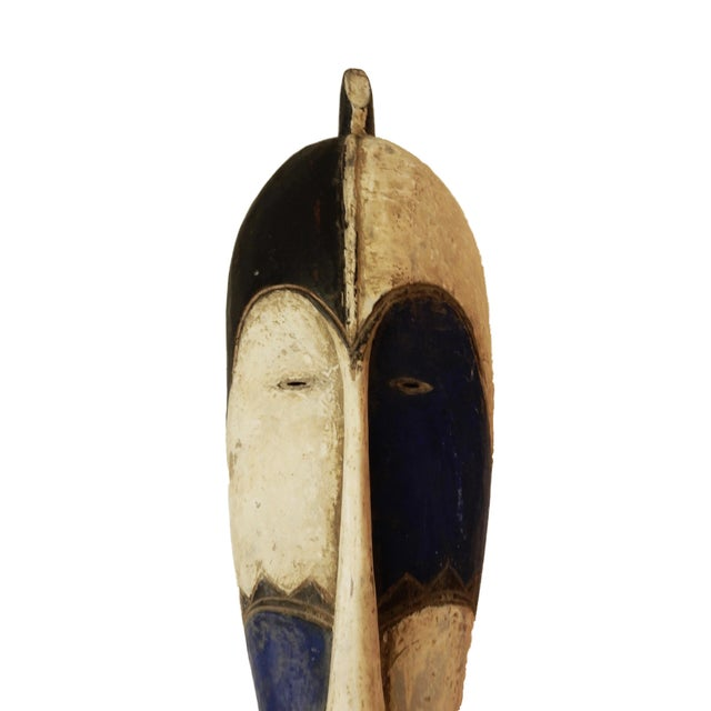 African Fang Mask Gabon For Sale - Image 4 of 5