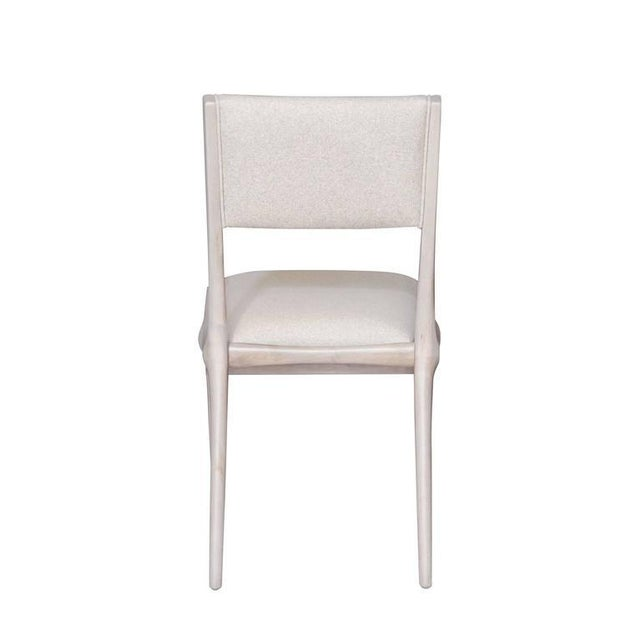 Modern Customizable Boone Dining Chair For Sale - Image 3 of 5
