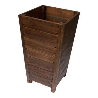Indonesian Teak Planter