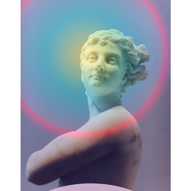 Laura Noel Radiant Boy Contemporary Photograph For Sale