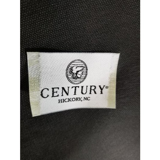 Hickory Century Ostrich Barstools For Sale - Image 12 of 13