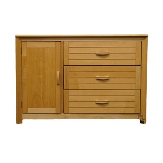 "Lexington Furniture Co. Academy Blonde 44"" Door Dresser For Sale"