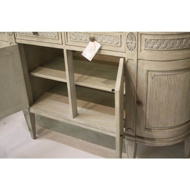 Gustavian (Swedish) Swedish Gustavian Enfilade Buffet For Sale - Image 3 of 9