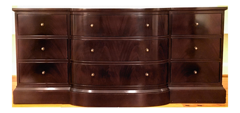 Baker Furniture Thomas Pheasant Triple Dresser