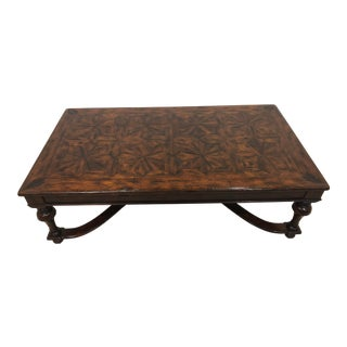 Traditional Theodore Alexander 'Bromwich Collection' Coffee Table For Sale