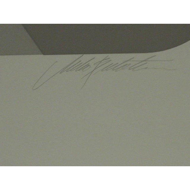 """Limited Numbered (18/60) Signed Print """"Oribus Iv"""" Mike Kutchner For Sale In Pittsburgh - Image 6 of 6"""